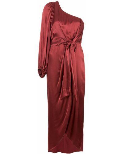 Платье с запахом с открытыми плечами Shona Joy
