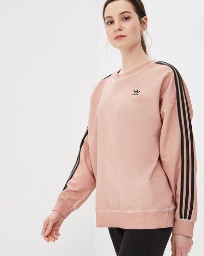 Бежевая толстовка Adidas Originals