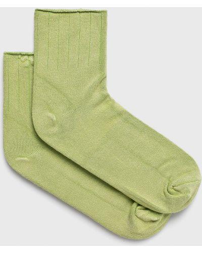 Колготки зеленый универсальный Soxo
