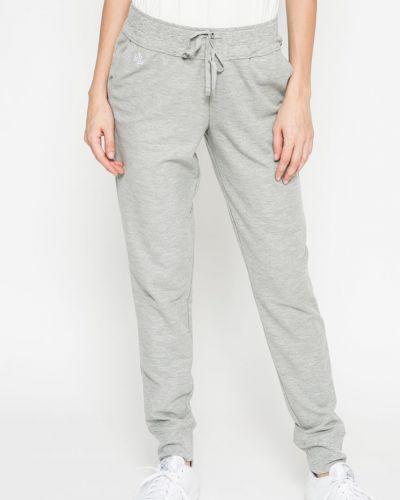 Брюки на резинке пижамные с карманами Lauren Ralph Lauren