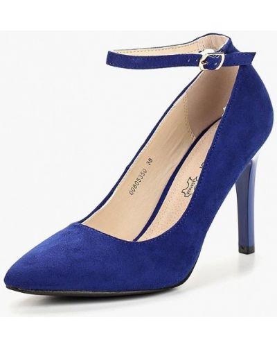 Туфли на каблуке с застежкой на лодыжке осенние T.taccardi