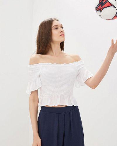 Белая блузка с рюшами Ovs