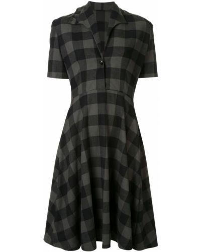 Приталенное платье с воротником на молнии Zambesi