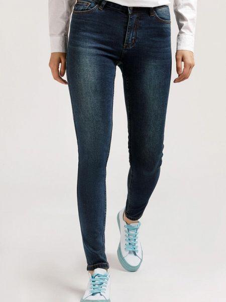Расклешенные джинсы свободные скинни Finn Flare