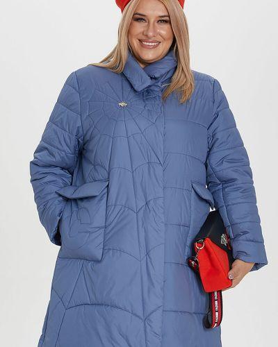 Пальто с карманами Luxury