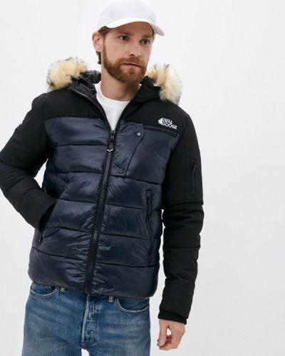 Утепленная синяя куртка Paragoose