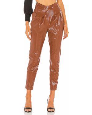 Spodnie skorzane Camila Coelho