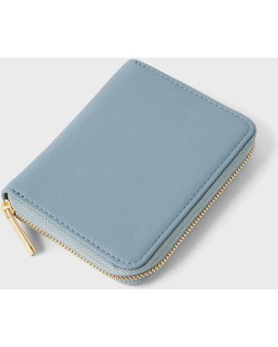 Кошелек с карманами - голубой Accessorize