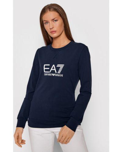 Bluza granatowa Ea7 Emporio Armani