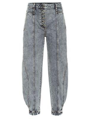 Хлопковые джинсы - синие Ulla Johnson