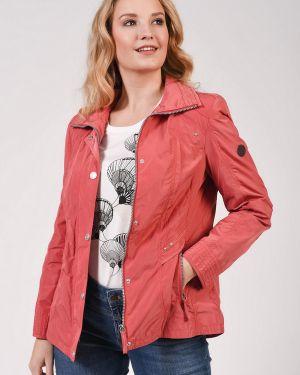 Красная куртка Lebek