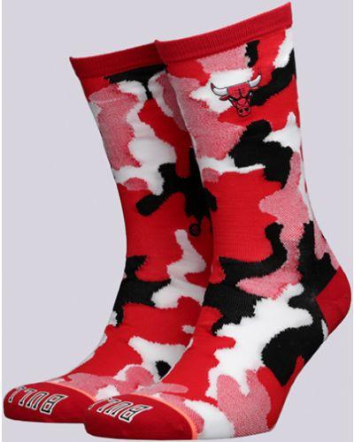 Красные носки нейлоновые Stance