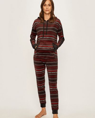 Spodni piżama długo piżama Dkny