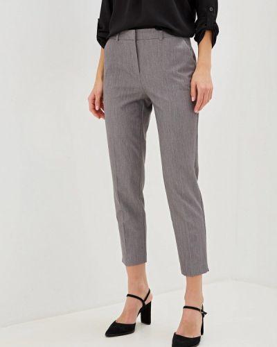 Классические брюки серые Dorothy Perkins