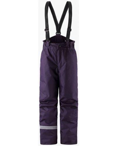 Теплые фиолетовые брюки Lassie