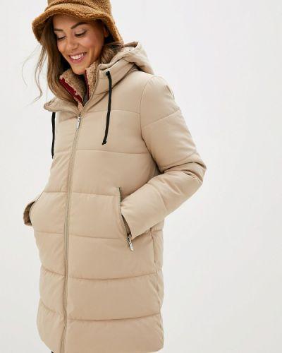 Зимняя куртка утепленная осенняя Only