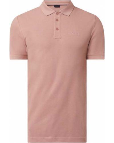 Pomarańczowy t-shirt bawełniany Joop! Collection