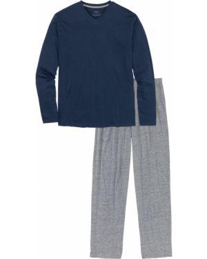 Синяя пижама Bonprix