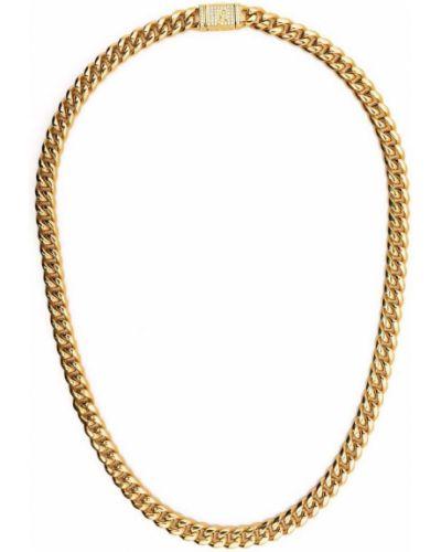 Naszyjnik - żółty Darkai