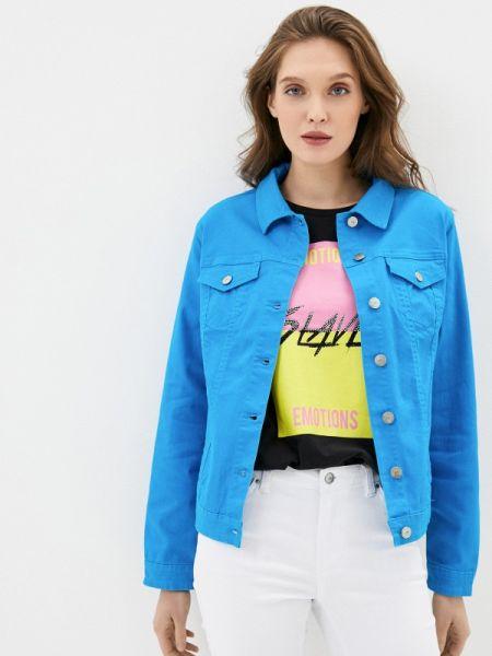 Джинсовая куртка осенняя Sh