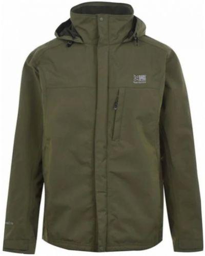 Куртка - зеленая Karrimor