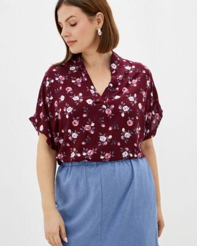Блузка - бордовая Prewoman