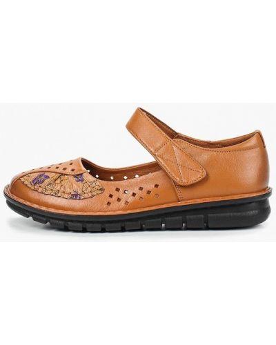 Кожаные туфли Baden