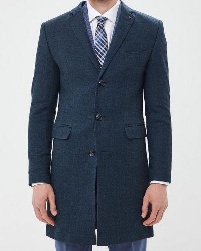 Зеленое пальто осеннее Bazioni