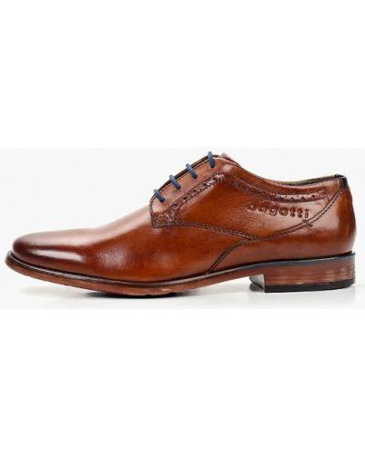 Туфли коричневый Bugatti