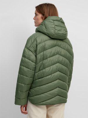 Стеганая куртка - хаки Marc O'polo