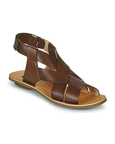 Brązowe sandały Neosens
