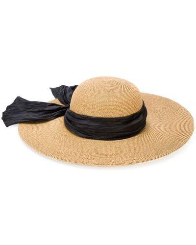 Бежевая шапка Eugenia Kim