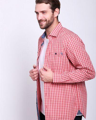 Рубашка с длинным рукавом хлопковая S.oliver