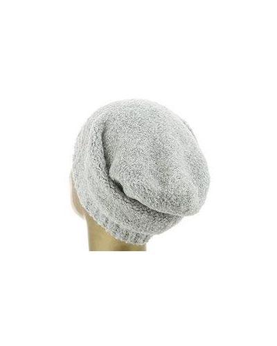 Вязаная шапка бини шерстяная Peserico