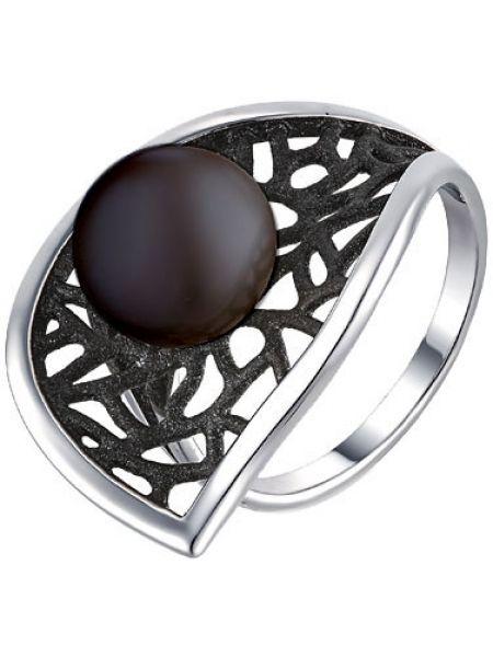 Кольцо из серебра с жемчугом De Fleur