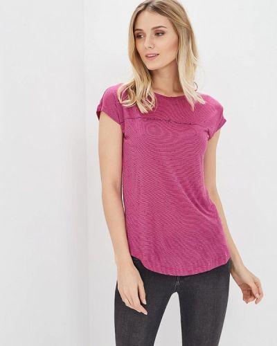 Розовая футболка Sela