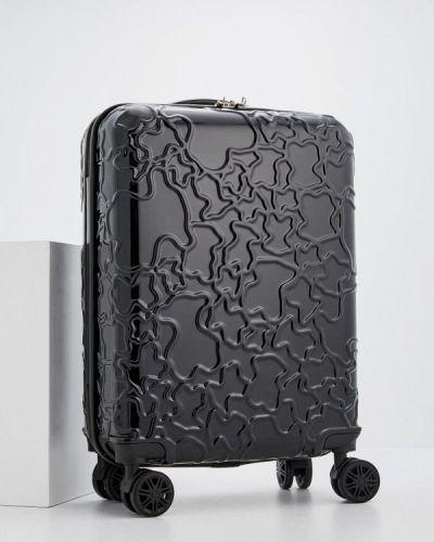 Черный чемодан Tous