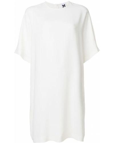 Белое платье оверсайз M Missoni