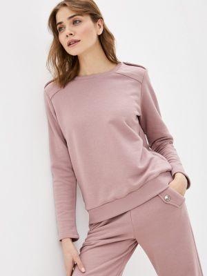 Розовая свитшот Petit Pas