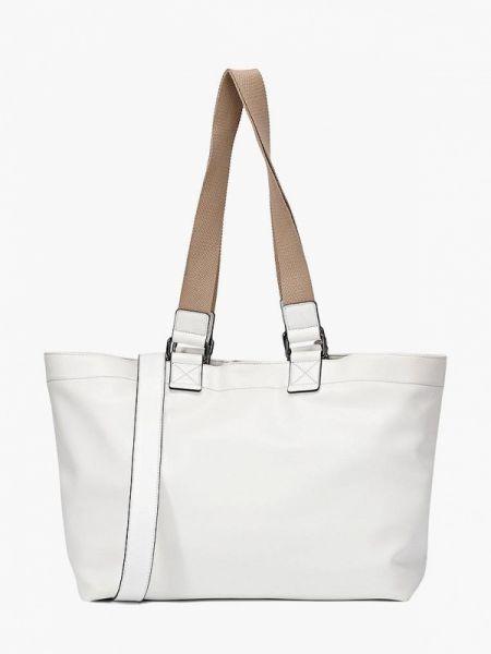 Кожаная сумка с ручками весенний Ekonika
