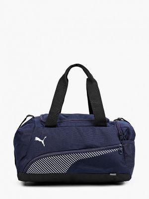 Спортивная сумка - синяя Puma