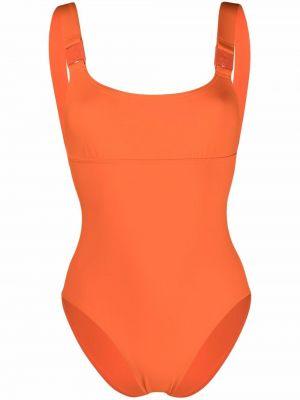 Pomarańczowy strój kąpielowy Eres