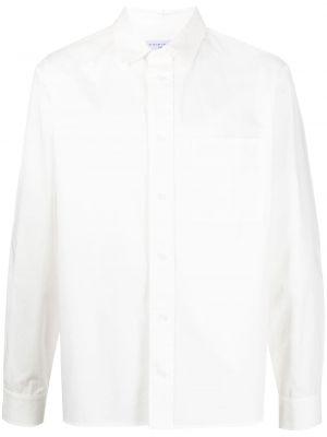 Biała koszula bawełniana z długimi rękawami Ih Nom Uh Nit