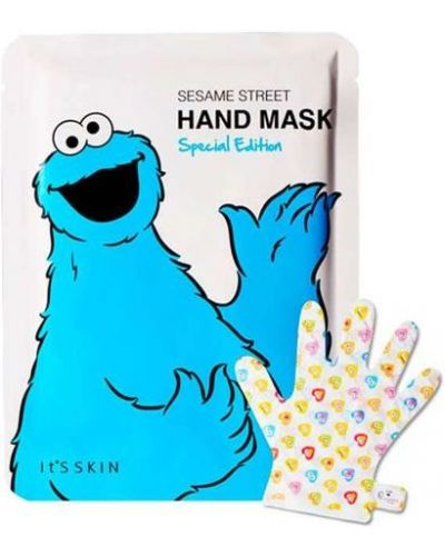 Маска для рук увлажняющяя It's Skin