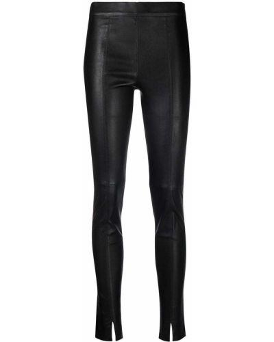 Черные хлопковые брюки Arma
