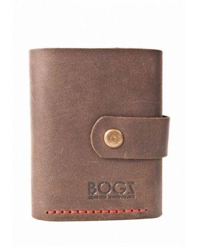 Коричневый кошелек Bogz