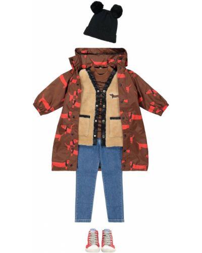 Płaszcz przeciwdeszczowy od płaszcza przeciwdeszczowego Mini Rodini