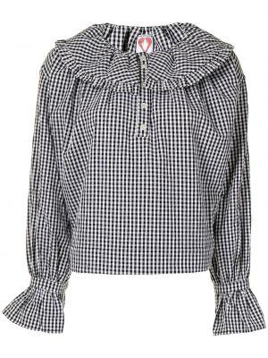 Белая блузка из полиэстера Shrimps