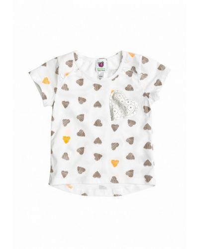 Белая футболка Berry Wear