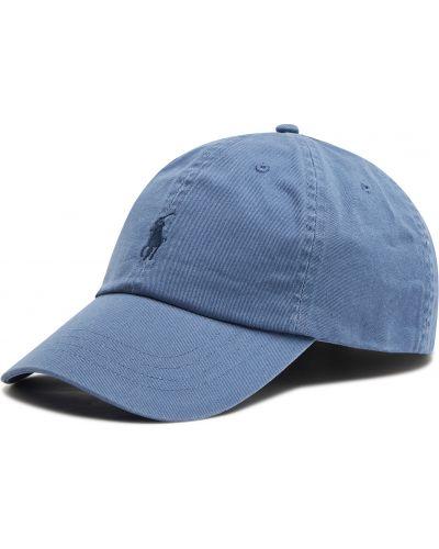 Czapka, niebieski Polo Ralph Lauren